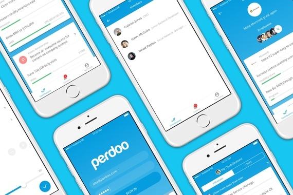 Perdoo | iOS App