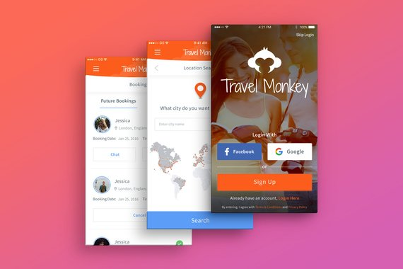Travel - Travel Monkey