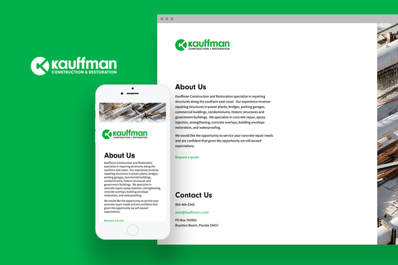 Kauffman Construction and Restoration Company