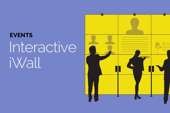 Interactive iWall