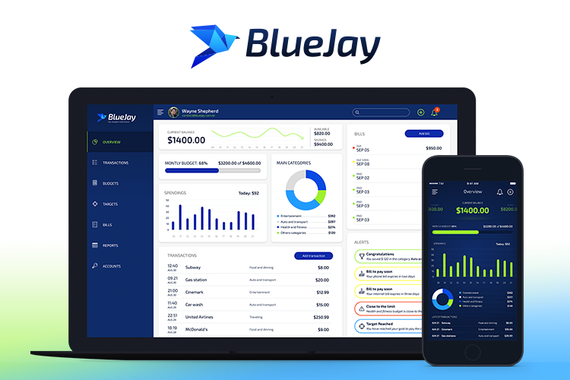 Blue Jay | Budget Planner