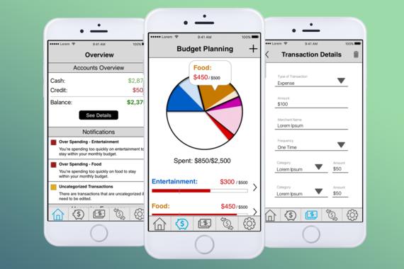 Budget Planning App