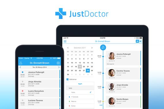 JustDoctor | Cross Platform Medical Application