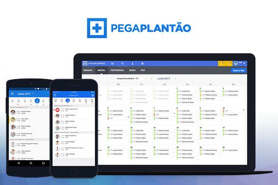 Pega Plantão | Medical Shift Management Software