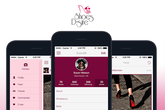 Shoes D-sire | A Social Network For Shoe Lovers