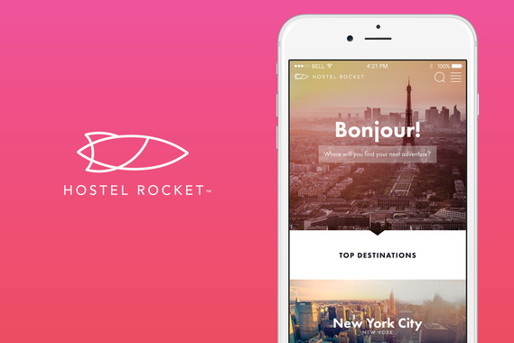 Hostel Rocket Brand and Product