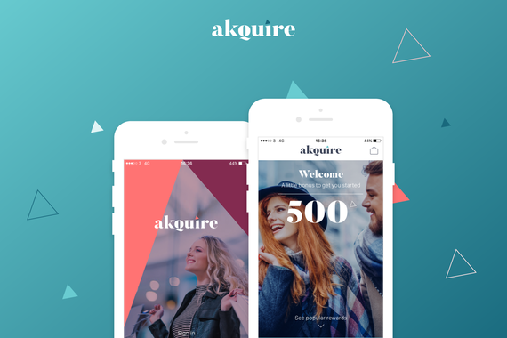 Akquire Mobile App