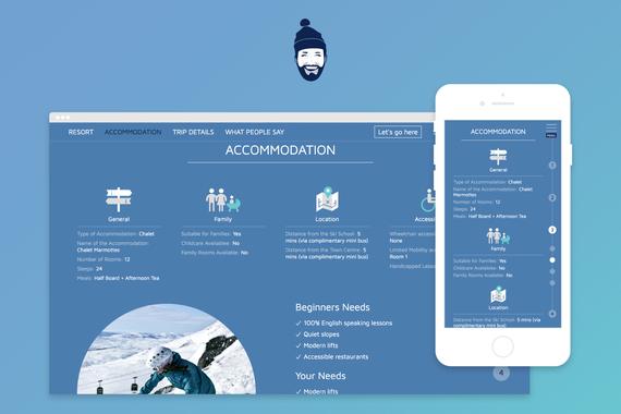 Bob's Ski Web App