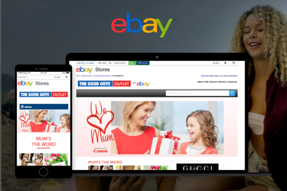 Transformation of Connected Commerce for eBay Brands and Sellers