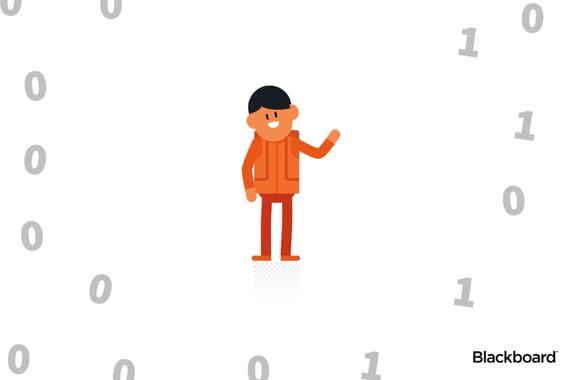 Blackboard // Student Data Animation