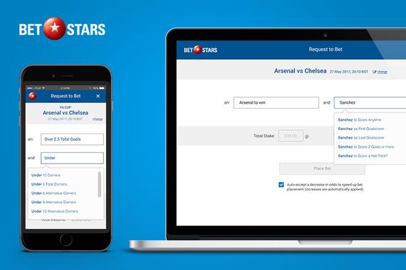 BetStars | Request a Bet