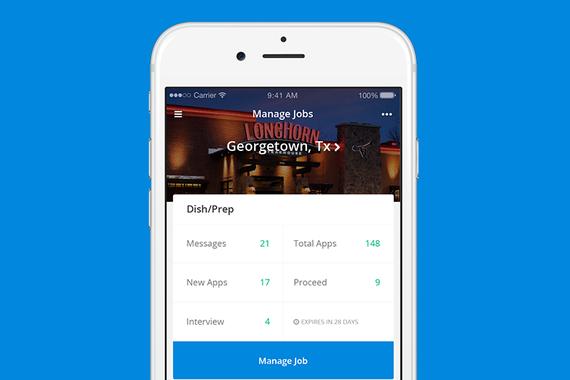Employer Hiring App