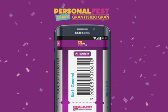 Personal FEST *14 Product Design