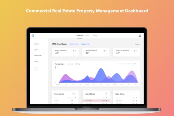 Smart Building Analytics Dashboard
