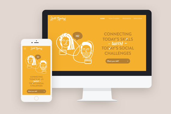 Skill Monkey | Skill-matching Platform