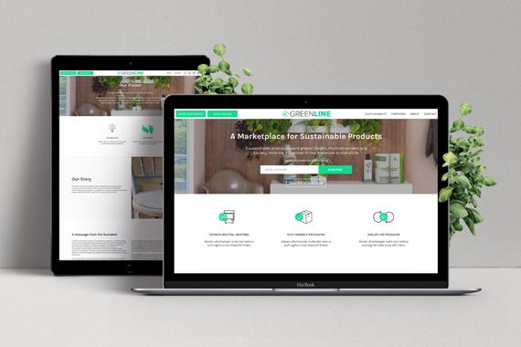 Greenline Market | Sustainable eCommerce