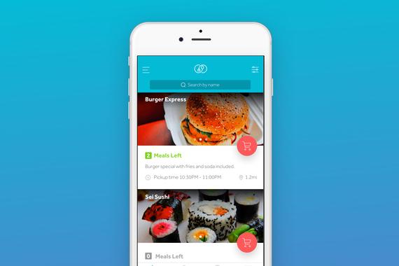 Food For All | Food Pickup App