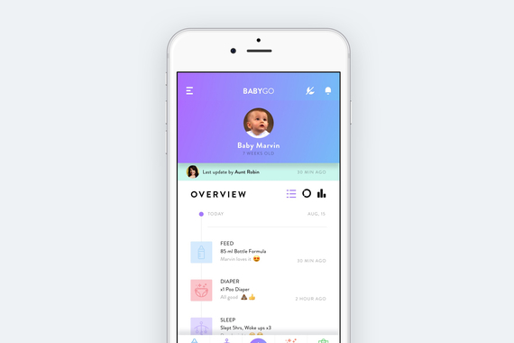 Baby Go | Monitoring App