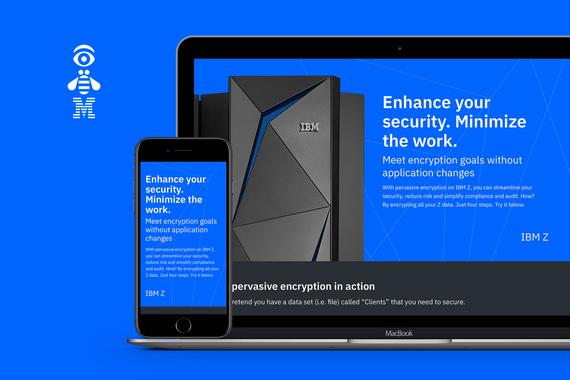 IBM Pervasive Encryption Demo