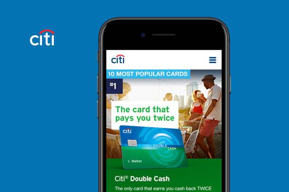 Citi Most Popular Cards