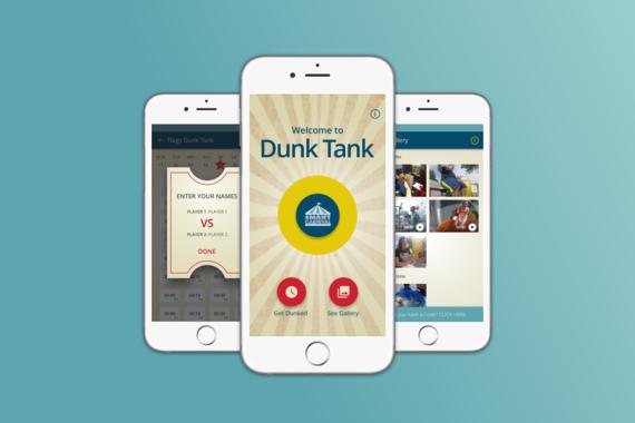 Smart Carnival | Dunk Tank
