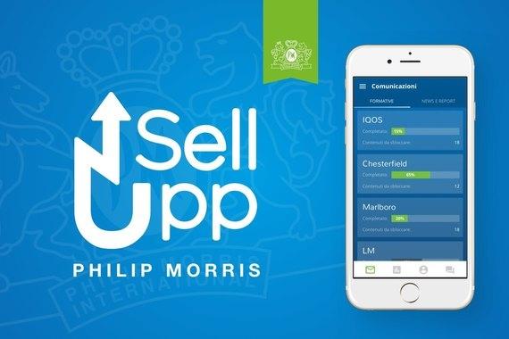 SellUpp for Philip Morris