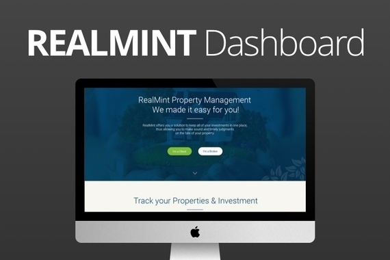 Realmint Dashboard UX