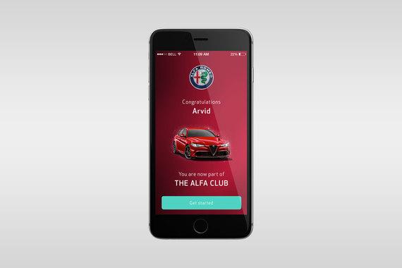 The Alfa Club