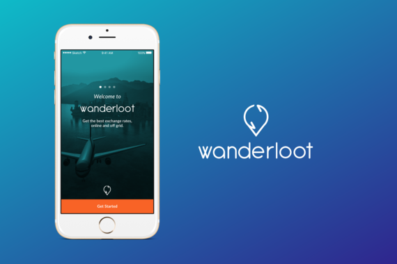 Wanderloot Currency App