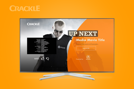 Sony Crackle | A Cross Platform Video App