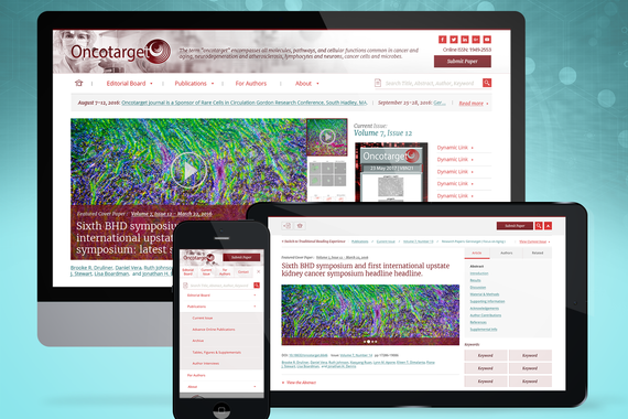 Impact Journals - Responsive Journal Publishing System