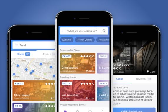 CityTicket Mobile UI/UX