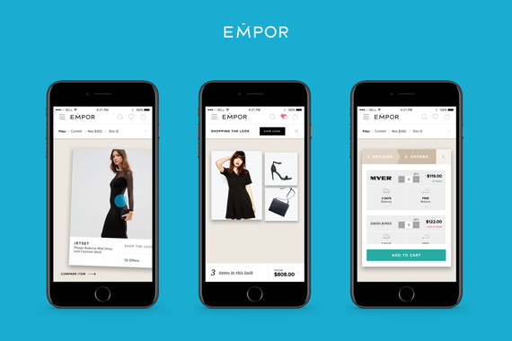 Empor   Aggregated Online Retail Experience