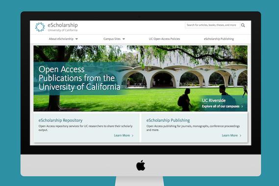 Open-Access Scholarly Publishing Platform