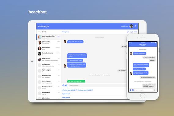 Beachbot | Travel Assistant