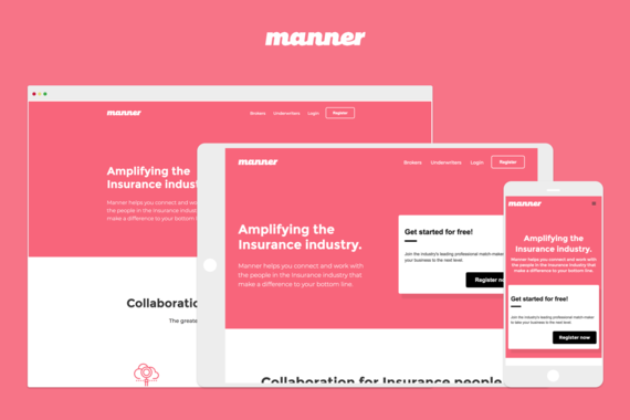Manner   Matchmaker for General Insurance Professionals