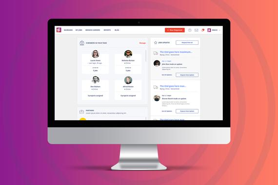CargoScout Web App