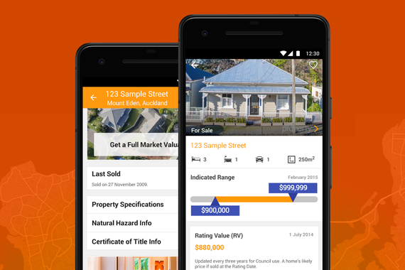 QV Home Guide, Property Valuation App