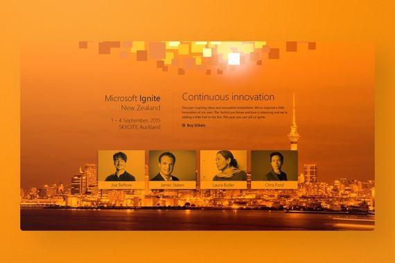 Microsoft Ignite NZ