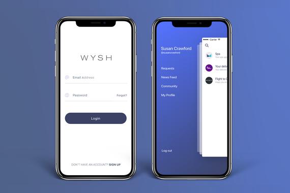 WYSH | Mobile/Desktop App