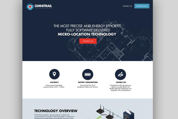 Omnitrail - Indoor Location Technology (2015)