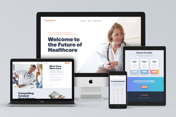 Doctorpedia | Brand and Product Design