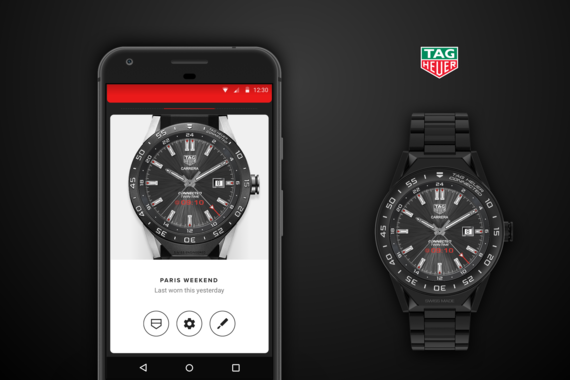 TAG Heuer Connected | Modular 45