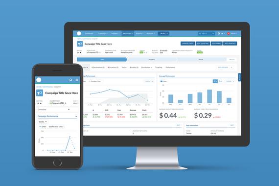 Performance-based Online and Mobile Marketing Platform
