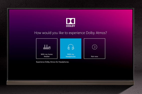 Dolby Access App
