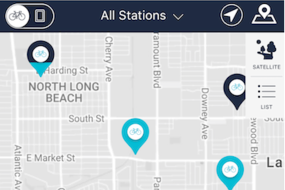 Bike Subscription Service: Mobile and Kiosk Apps