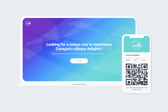 Travel and Culinary Responsive Website