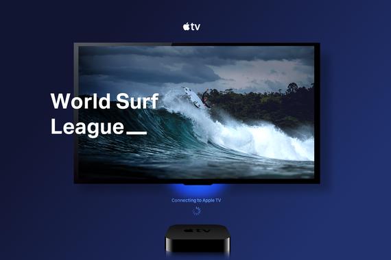 World Surf League | Apple TV