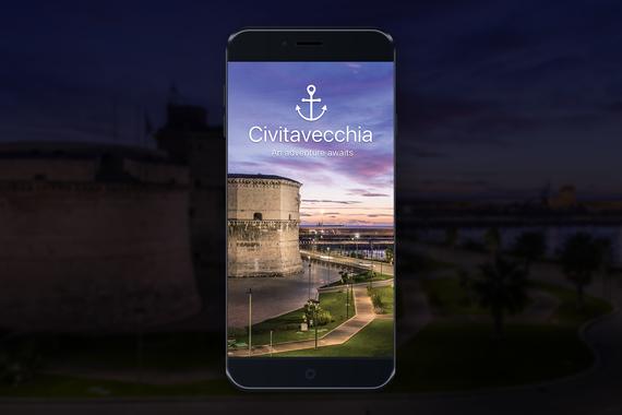 Visiting Civitavecchia | AR Scavenger Hunt App