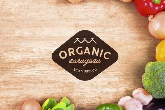 Organic Zaragoza: Branding